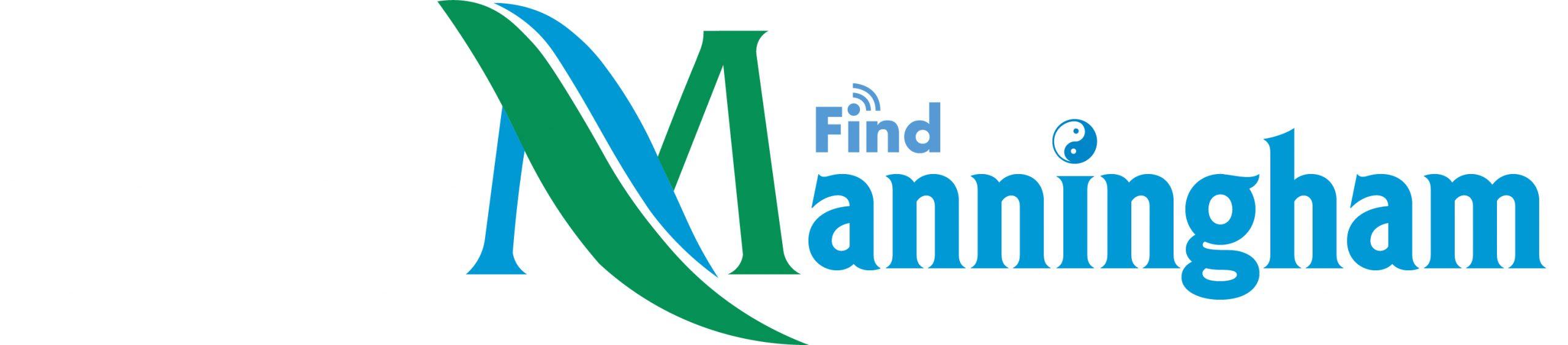 Find Manningham Logo
